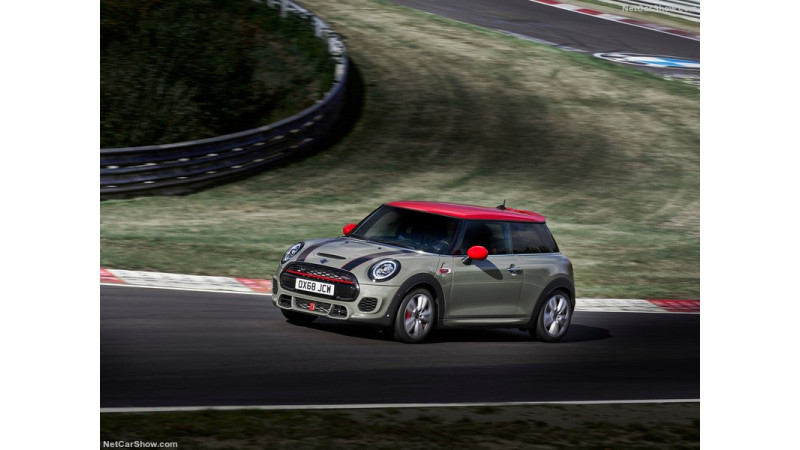 2020 Mini Cooper JCW launched in India at Rs 43.50 lakhs