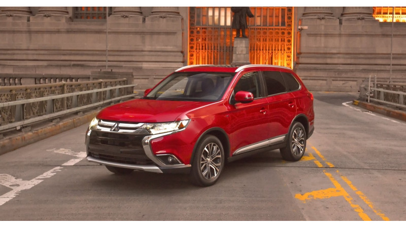 Mitsubishi launches new Outlander in India for Rs 31.84 lakhs