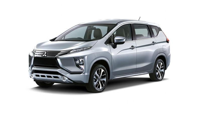 Mitsubishi Xpander to take on the Maruti Suzuki Ertiga