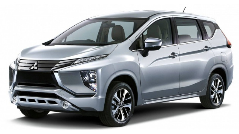Mitsubishi unveils Expander MPV for the Indonesia Auto Show