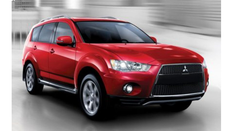 Mitsubishi Outlander Facelift To Be Unveiled At 2015 New York Auto