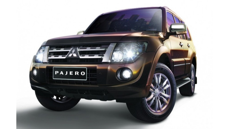 Mitsubishi launches a revamped Montero!