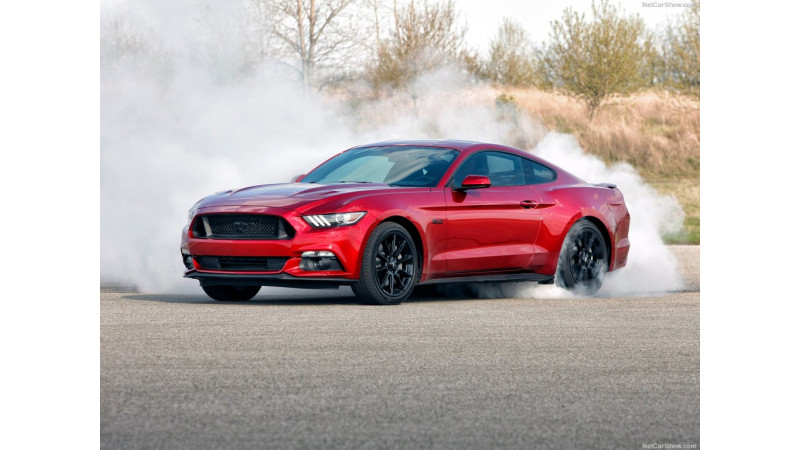 1,000 units of Ford Mustang delivered in the UK