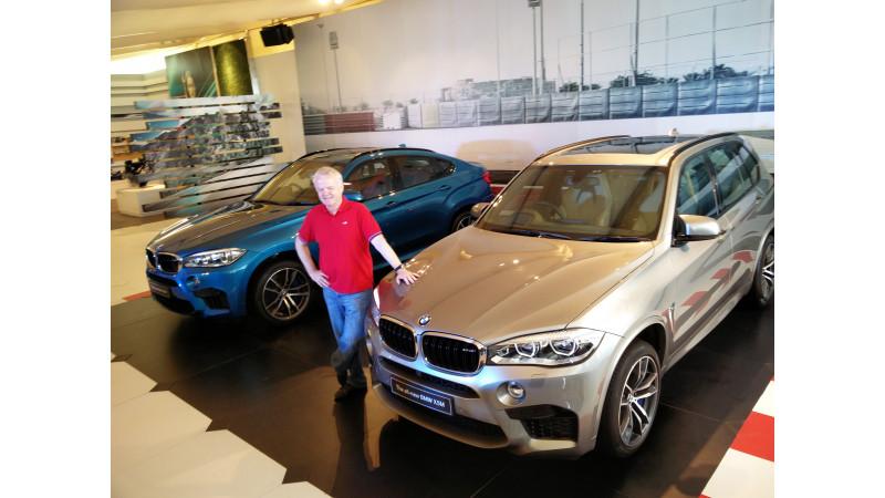Mumbai and Delhi are the biggest Markets for BMW India, says Philipp von Sahr