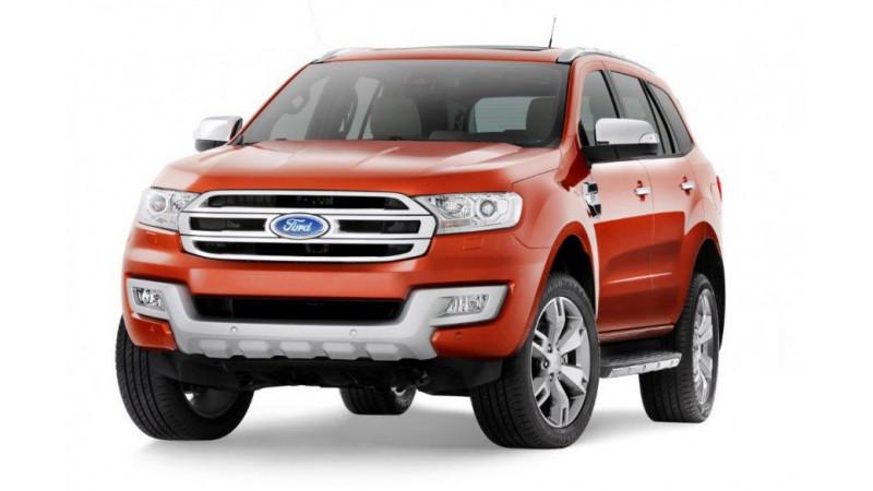 New Ford Endeavour Aka Everest prices revealed in Australia