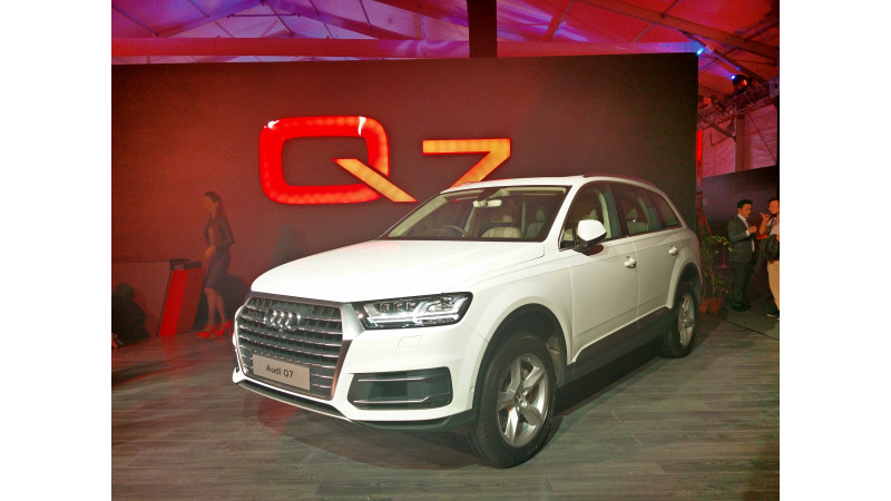 Next-generation Audi Q7 launched in India at Rs 72 lakh
