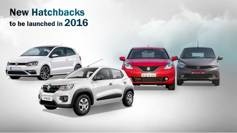 New hatchbacks expected in 2016