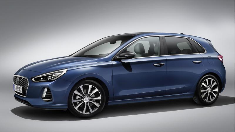New Hyundai i30 debuts ahead of the Paris Motor Show