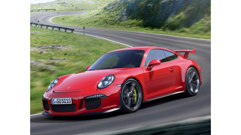 New Porsche 911 GT3 RS specifications revealed