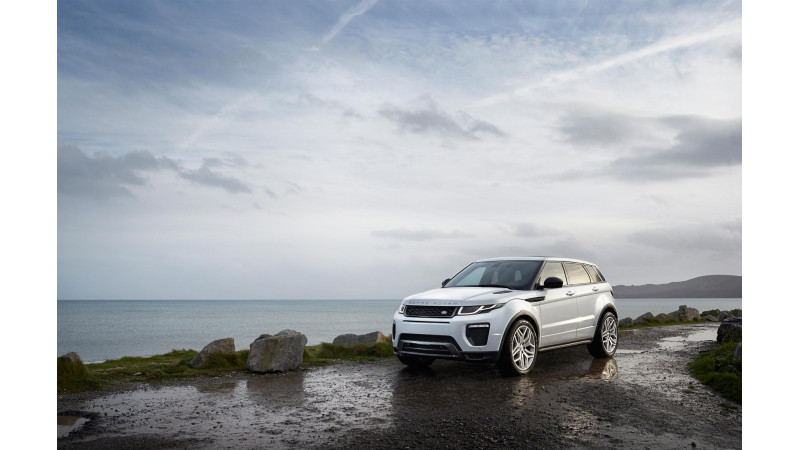New Range Rover Evoque launched in India for Rs 47.1 Lakh