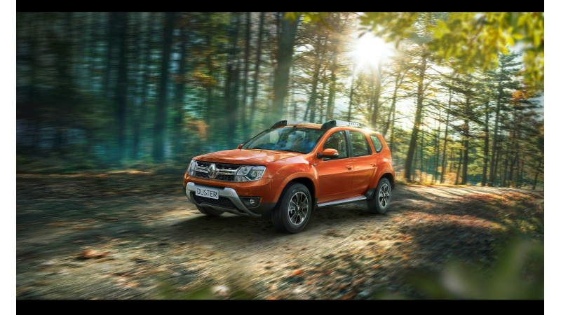 2016 Renault Duster Preview