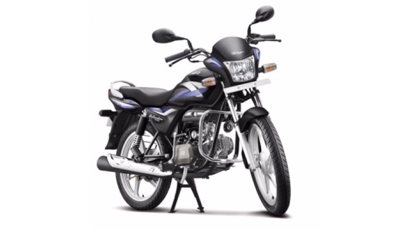 New Hero Motocorp Splendor Pro for Rs 46,850, Splendor+ also gets self-start