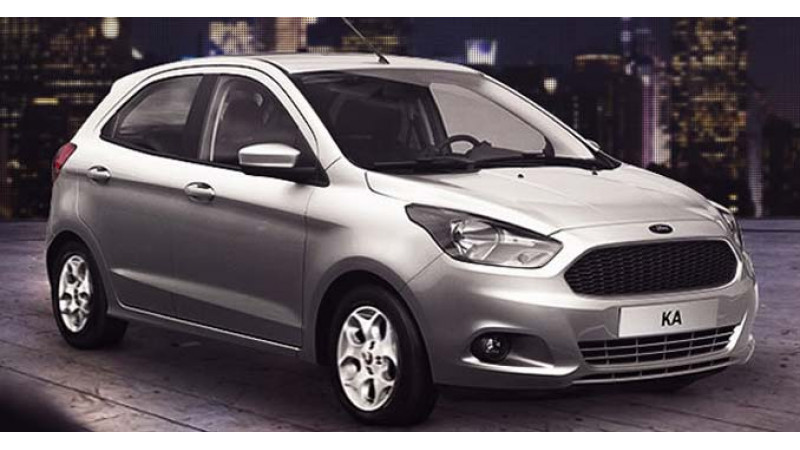 New Gen Ford Figo Launched In Brazil India Launch Next Year