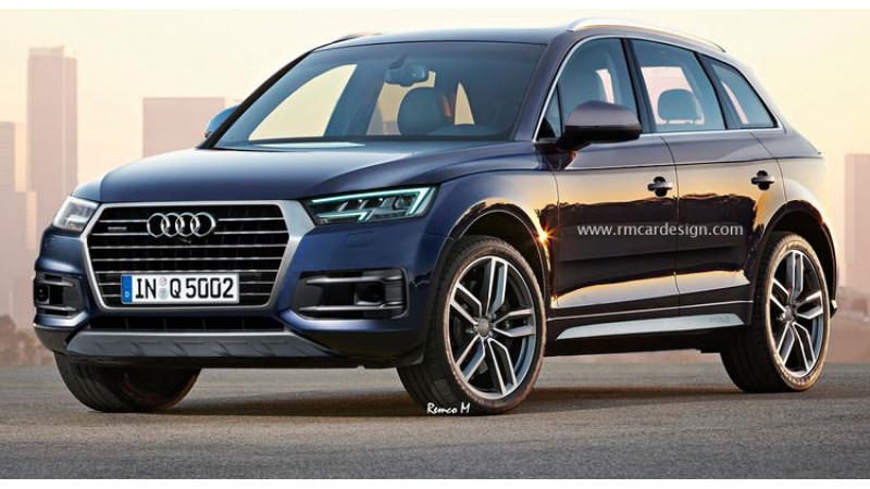 New Generation Audi Q5 will impress design critics around the world