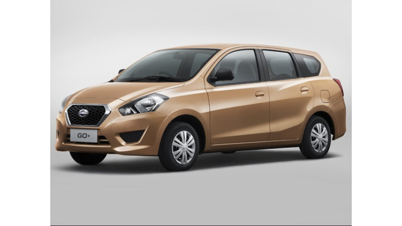 Datsun Go+ MPV launched; priced at Rs. 3.79 lakh | CarTrade