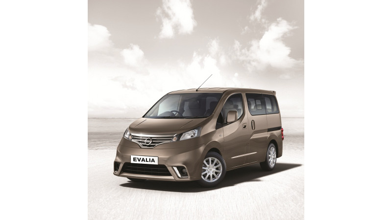 new nissan evalia special edition offers a good deal in the mpv segment cartrade. Black Bedroom Furniture Sets. Home Design Ideas