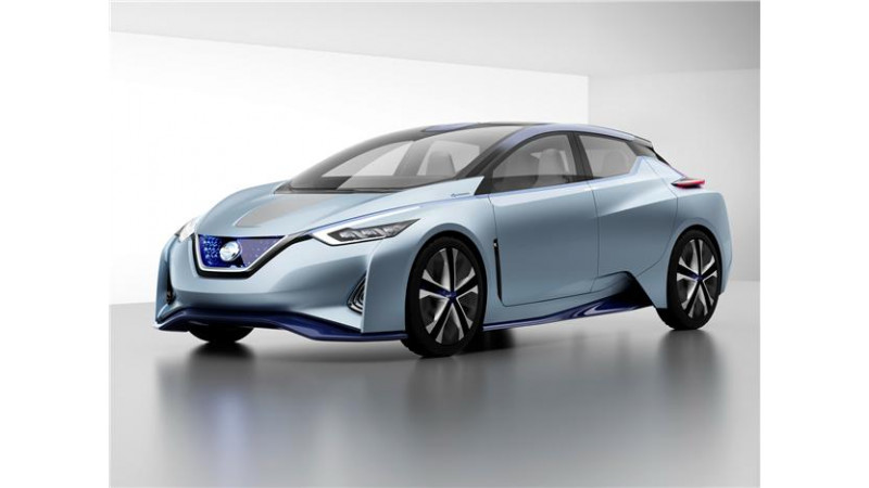 Nissan IDS Concept steals limelight in Tokyo Motor show
