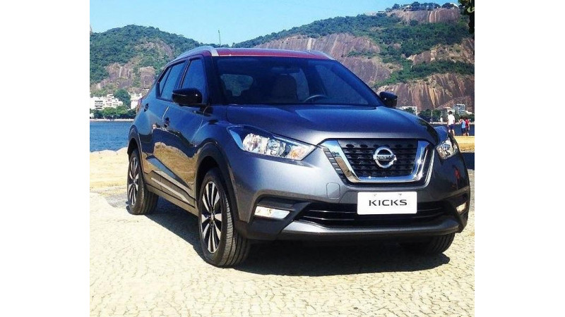 Nissan Kicks revealed ahead of its official premiere