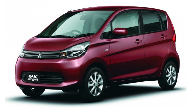 Nissan-Mitsubishi reveals a new jointly developed minicar