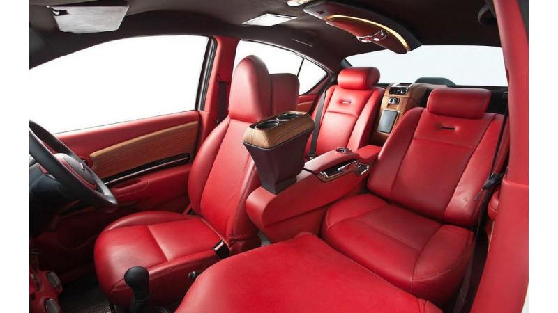 Nissan Sunny gets DC Design treatment