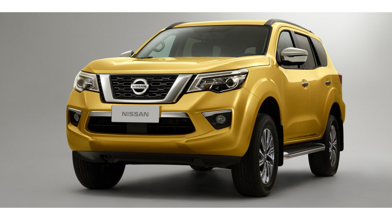 Nissan Terra SUV likely to be launched in India