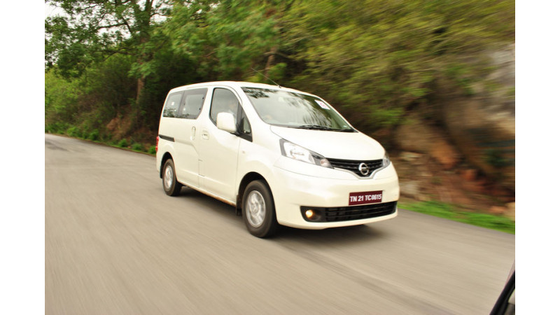 Facelift Nissan Evalia likely to be launched by 2013 end