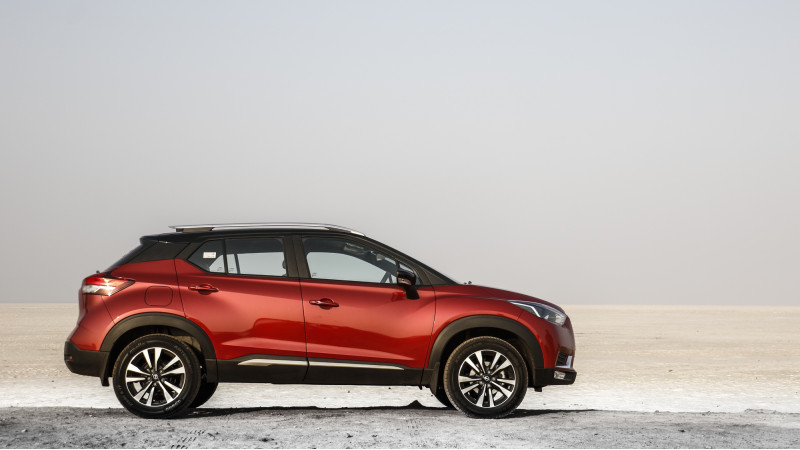 Nissan to launch Kicks SUV in India tomorrow