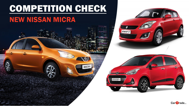 Competition check: 2017 Nissan Micra