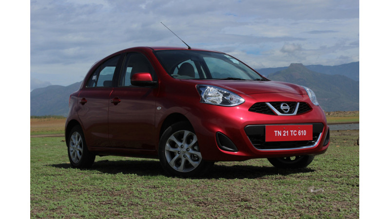 India bound new Nissan Micra teaser says 'Coming Soon'