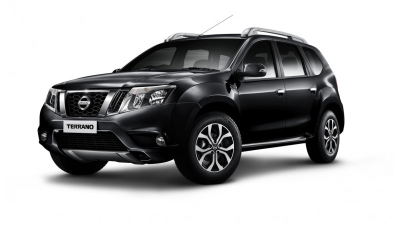 Nissan launches the 2017 Terrano in India at Rs 9.99 lakh