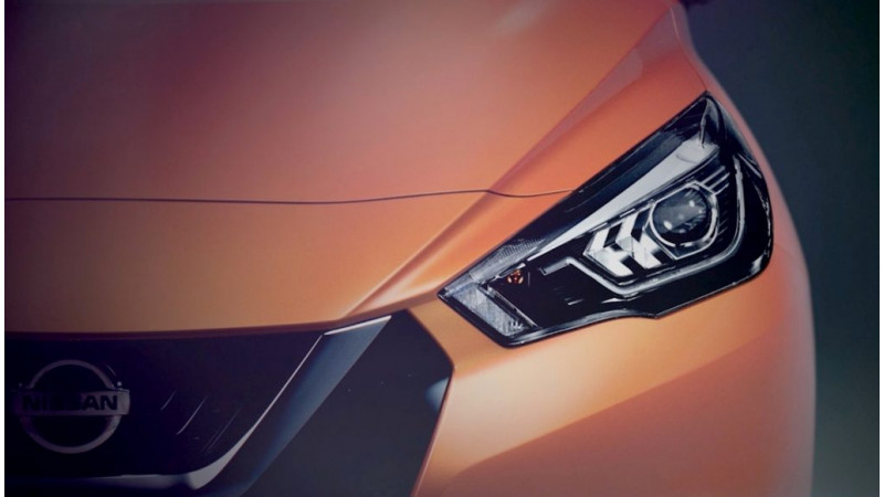 New Nissan Micra teased ahead of global unveiling at 2016 Paris Motor Show
