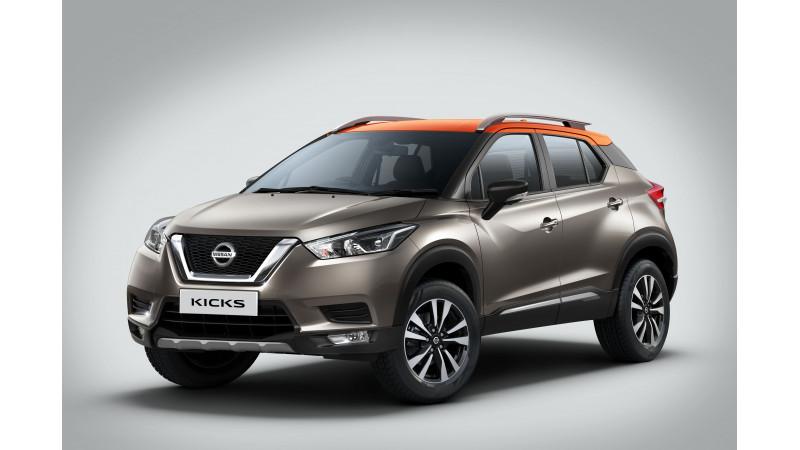 Top five features - India-bound Nissan Kicks