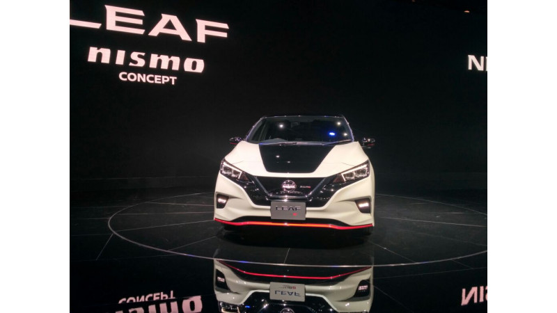Tokyo Motor Show 2017: Nissan Leaf to get a faster twin, the Nismo