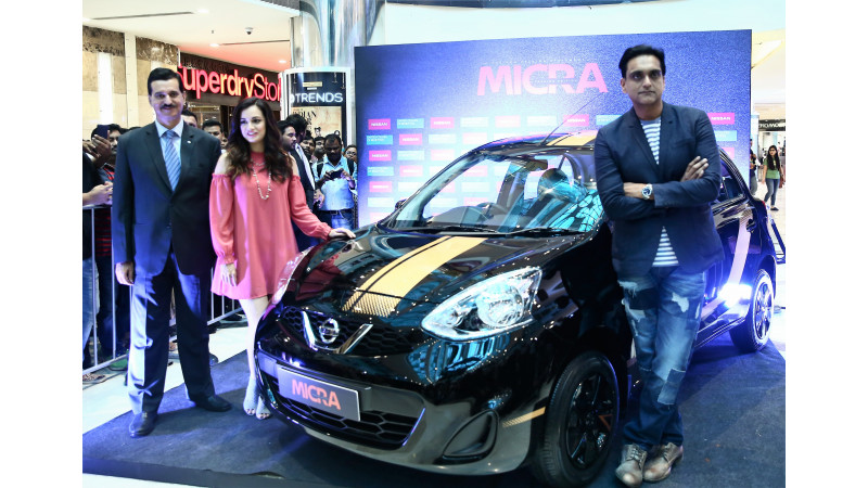Nissan launches Micra Fashion Edition at Rs 6.09 lakhs