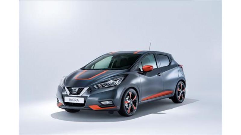Geneva 2017: Nissan Micra premium edition unveiled