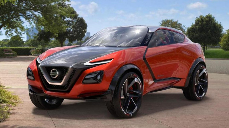 Nissan to showcase the Juke e-Power concept at the 2017 Tokyo Motor Show