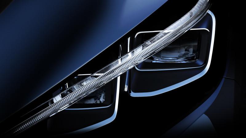 Nissan teases all-new Leaf EV