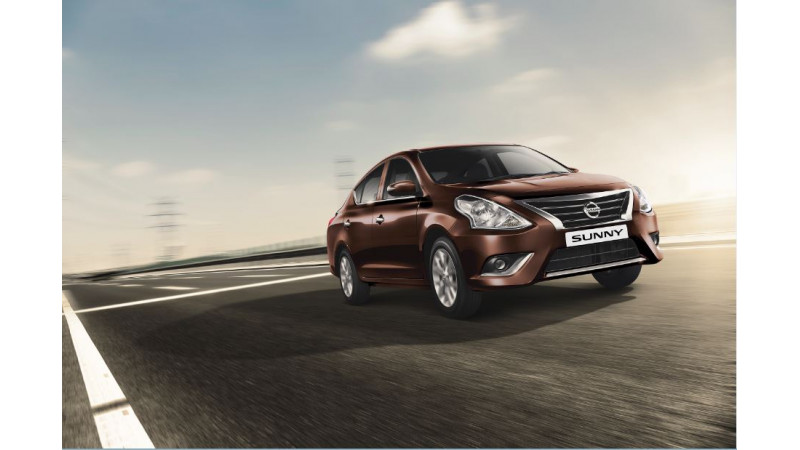 Nissan Sunny updated for 2017, launched in India at Rs 7.91 lakh