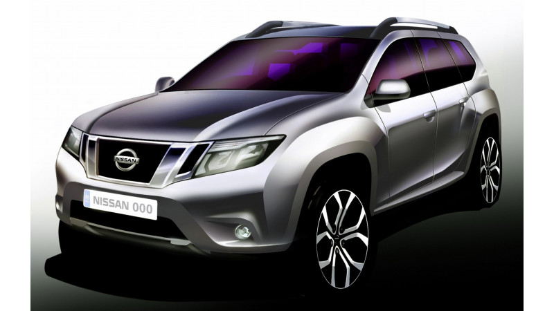 Nissan Terrano to end badge sharing between Nissan and Renault