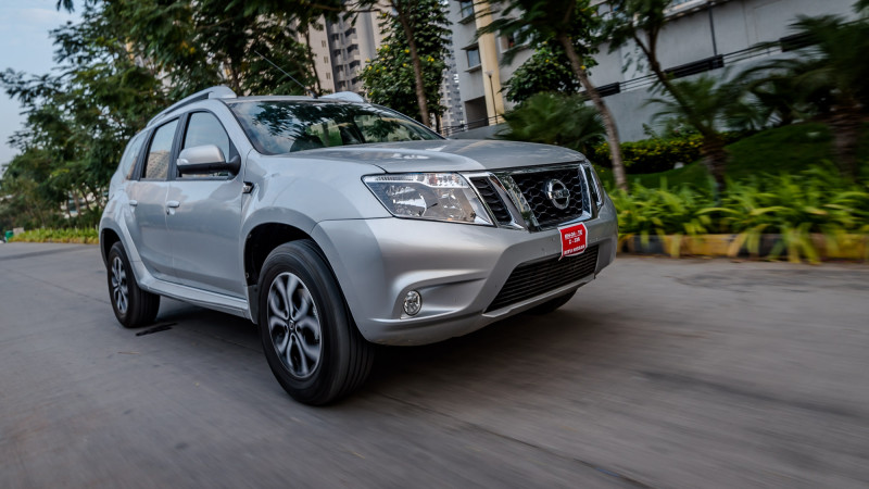 Nissan offering benefits of up to Rs 82,000 on the Terrano