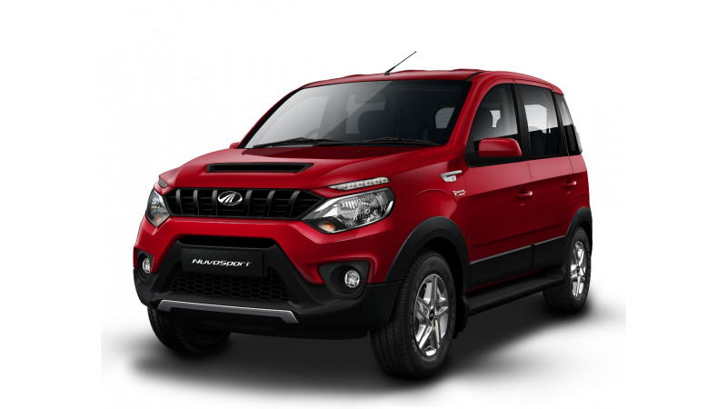 Mahindra NuvoSport SUV to launch in April