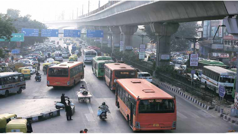 Obstructing dedicated bus lane in Delhi may soon attract fine of Rs 2,000