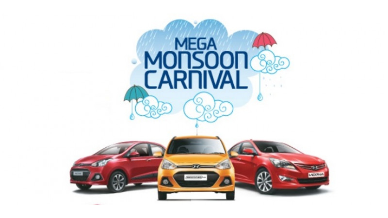 Offers on Hyundai cars this July