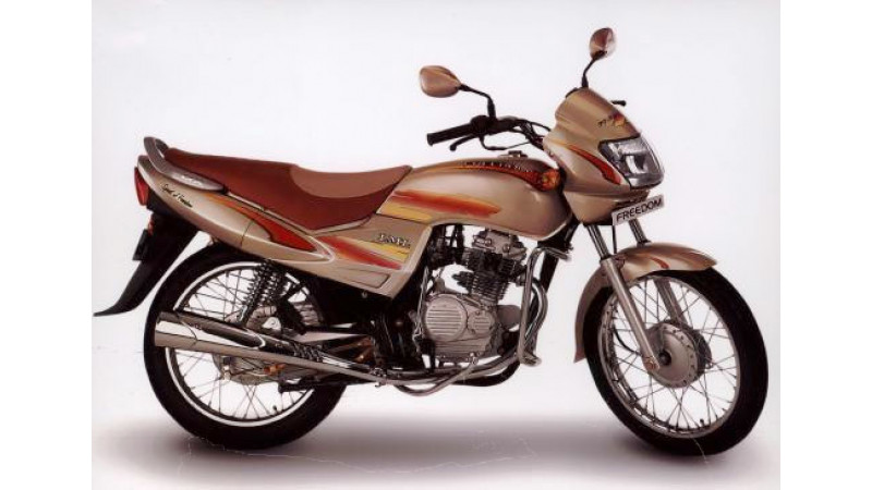 New LML Freedom facelift re-launched at Rs. 49,410
