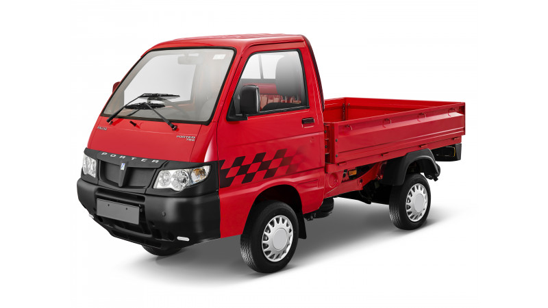 Piaggio launches the Porter 700 at Rs 3.40 lakh