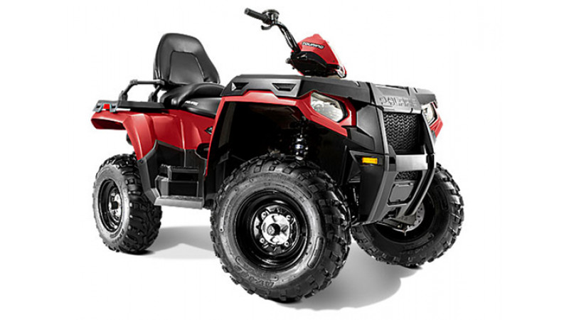 Polaris India participating in Mughal Rally for the very first time