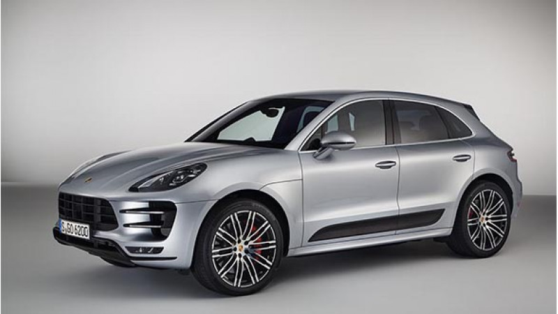 Porsche Macan Turbo with Performance Package launched at Rs 1.4 crore