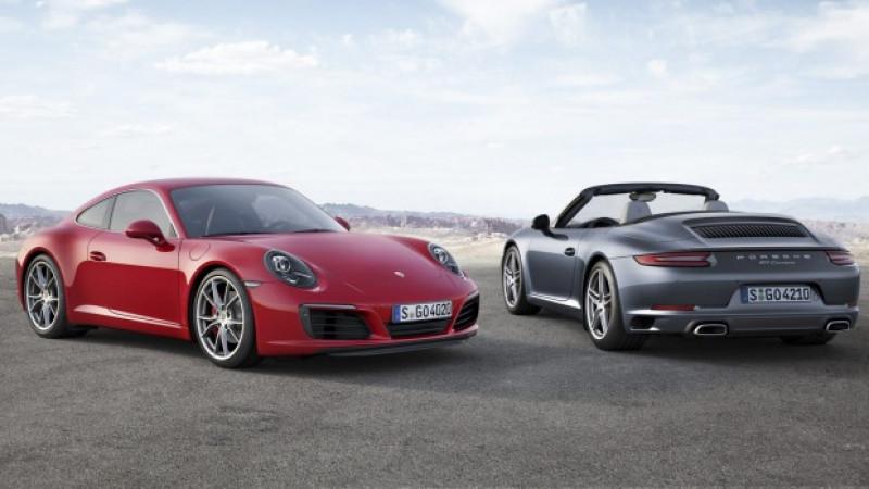 Porsche 911 Carrera facelift launch in India on June 29