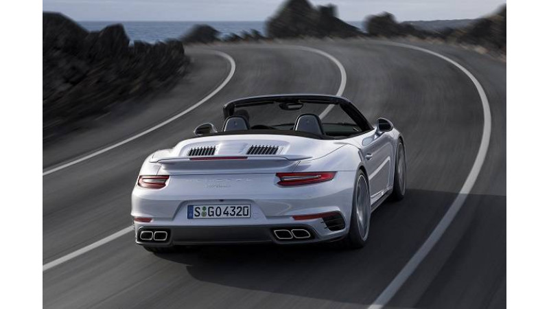 Porsche India to launch the 911 facelift tomorrow