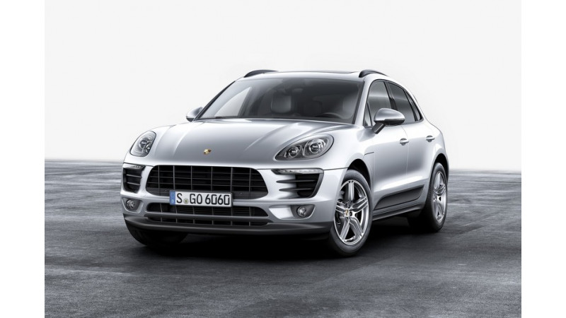 Porsche Macan with four-cylinder petrol engine launched in Germany